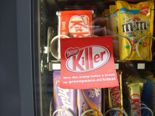 Greenpeace Kitkat Killer